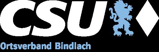 CSU Ortsverband Bindlach Logo