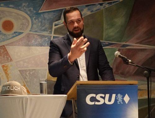 Christian Brunner als Kandidat der CSU Bindlach und CSU Ramsenthal nominiert